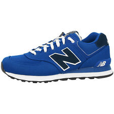 NEW BALANCE ML 574 POB SCHUHE BLAU ML574POB SNEAKER ROYAL NAVY