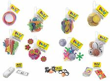 PARTY FAVOURS & LOOT BAG FILLERS Net/Toys/Kids/Games/Birthday/Pack/Goodie UNIQUE