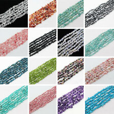 2-8mm Pretty Natural Stone Freeform Loose Beads 32-34""