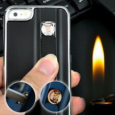 IPhone 6 6 Plus Lighter Cigarette Case,Cell Phone Lighter,iPhone Lighter Black