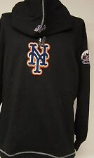 NEW Youth MAJESTIC New York METS MLB NY Pullover Baseball Hoodie Sweatshirt