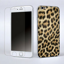 Leopard Print Skin Sticker Cover Screen Protector For Apple iPhone 6 Plus 5.5""