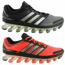 ADIDAS SPRINGBLADE MENS PREMIUM CUSHIONED RUNNING SHOES/TRAINERS/SPORT SHOES