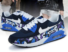 Air Max Men Sneakers Ventilation Trendy Lace Up Leisure Mesh Running Sport Shoes