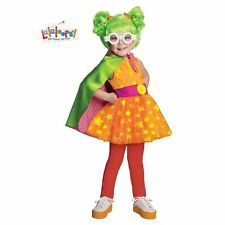 Deluxe Lalaloopsy Dyna Might Costume for Kids