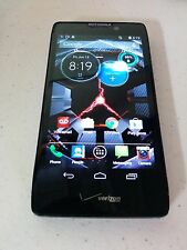 Motorola Droid Razr HD XT926 16GB Android 4.0 Smartphone Verizon 4G LTE - Black