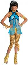 Monster High Cleo de Nile Child Costume size Large 12-14 fnt