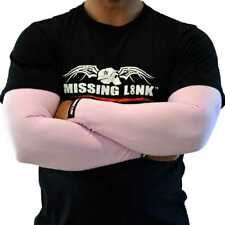 Missing Link ArmPro Pink Compression Sleeves SPF 50 - APPNK
