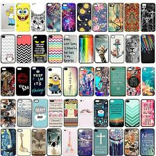 2015 New Painted Pattern hard Case Cover back skin For iPhone 4s 5s/5c 6 6Plus