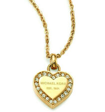 Fashion Lady Hot sale Jewelry exquisite heart letter Necklace 3color