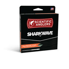 Scientific Anglers SharkWave Saltwater Titan Fly Line, Free Shipping and Backing