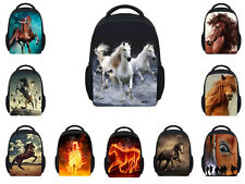 Horse Baby Toddler Kids Animal Backpack Boys Girls School Bag Rucksack Satchel