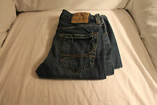HOLLISTER CLASSIC STRAIGHT BUTTON FLY JEAN 28X30
