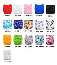 ALVA BABY Diaper Cover Colored Sanp With Double Gussets Waterproof Printed PUL