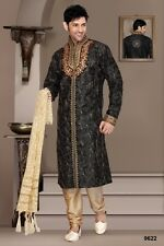 Beautiful Men's wear Kurta pyjama deisgner pakistani style elegant wedding wear