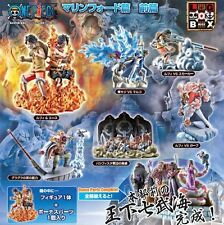 Megahouse One Piece Log Box Logbox Marineford Arc Figure Part 1