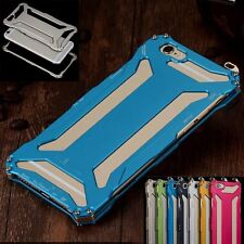 Hot Shockproof Back Metal Aluminum Case Cover For Apple iPhone 6 6 Plus Case TB