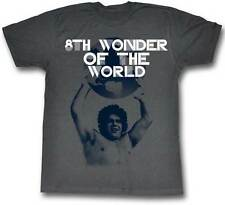 Andre The Giant 8th Wonder of The World Men's Charcoal T-Shirt S,M,L,XL,2XL
