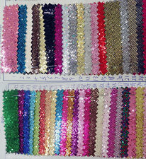"GV1 Glitter Crafting Vinyl Large Stargem Fabric 54"" Wide / Sold by the yard 1-34"