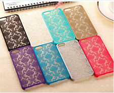 Damask Vintage Skin Pattern Hard Case Cover For Apple iPhone 6 4.7 INCH 5 5S