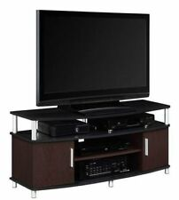TV Stand Entertainment Center 50 Media Furniture Flat Screen Console Storage