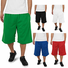 URBAN CLASSICS BBALL MESH SHORT SHORTS WITH POCKET BASKETBALL SHORTS XS-XXL