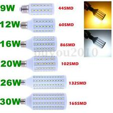 5050 SMD E27/E14/B22 Cool White Warm White LED Corn Light Bulb Lamp 110V 220V