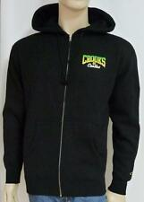 Crooks & Castles Medusa Fade Zip Hoodie Sweatshirt Mens Fleece Black New NWT