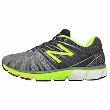 New Balance M890GR5 2E Wide Grey Yellow REVLite Mens Running Shoes M890GR52E