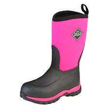 RG2-400 Muck Boot Girl's Rugged II Pink / Black Winter Performance All Sizes