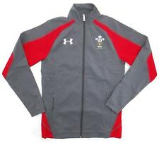 Wales 2013/14 Sideline Adults Graphite/red Jacket