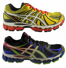 ASICS GEL-NIMBUS 15 MENS CUSHIONED RUNNING SHOES/SNEAKERS/TRAINERS/SPORTS