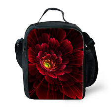 Insulated Thermal Cooler Lunch Bag Outdoor Travel Picnic Lunch Carry Tote Bag