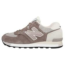 New Balance M575SGG D Suede Grey White Mens Retro Running Shoes M575SGGD
