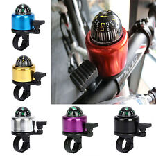 New Bicycle Mountain Bike Ring Road Cycle Compass Bell With Handlebar Compass