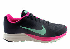 NIKE ZOOM STRUCTURE+ 17 WOMENS/LADIES CUSHIONED RUNNING SHOES/SPORTS WIDE WIDTH