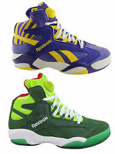 REEBOK MENS PUMP SHAQ ATTACK BASKETBALL BOOTS/HITOPS/TRAINERS/SPORTS