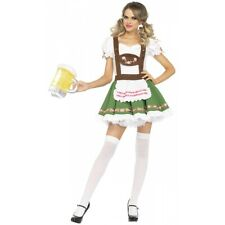Oktoberfest Costume Adult German Beer Girl Halloween Fancy Dress