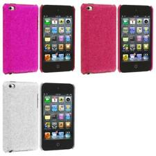 Color Sparkly Bling Glitter Hard Ultra Thin Cover Case for iPod Touch 4th Gen 4G
