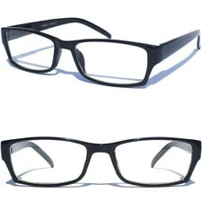 CLEAR LENS GLASSES Classic Retro Vintage Style HIPSTER NEW POLITE SLIM FRAME
