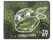 Teenage Mutant Ninja Turtles Camo Green TMNT Wallet