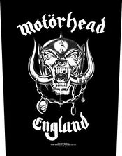 Motorhead England Backpatch - NEW & OFFICIAL