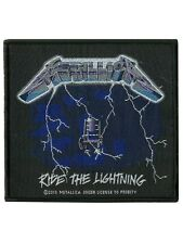 Metallica Ride The Lightning Patch - NEW & OFFICIAL