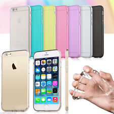 Hot Sale Ultra Thin Crystal Soft TPU Cover Case Skin for 4.7 inch iPhone 6
