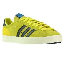 adidas Basket Professional Lo Sneakers Unisex G95779 Yellow Trainers Sport Shoes