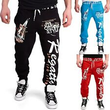 Men's Jogging Pants Sport Trousers Training Running Or Casual new