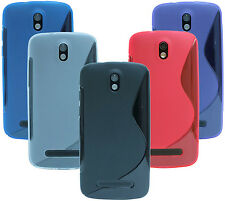silicone Cover cell phone shell Bumper Case For HTC Desire 500 +