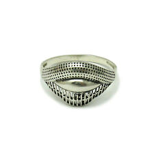 STERLING SILVER RING SOLID 925 R001519 EMPRESS