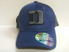 Duke Blue Devils Cap Zephyr Monsoon Stretch Fit Fitted Hat