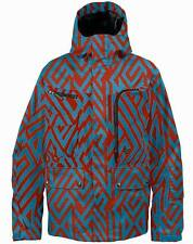 $279 NEW BURTON MENS SHAUN WHITE TWC INDECENT EXPOSURE SNOWBOARD JACKET S L